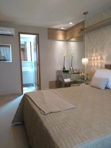 (EA) apartamento a venda no Guararapes com 145 metros- 3 quartos 3 vagas - Foto 8