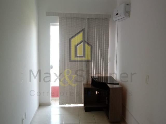 Ingleses& 1km da Praia, Apartamento Semi Mobiliado com Móveis Planejados, 02 Dormitórios - Foto 4