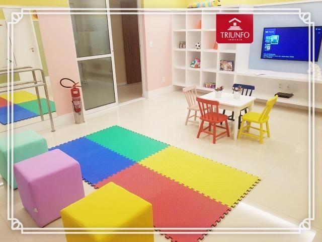 (JR) Apartamento a venda no Guararapes! 98m² > 3 Suítes > Fino acabamento > 2 Vagas! - Foto 3
