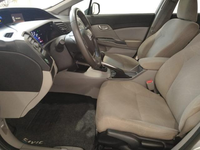 Honda Civic Lxs Manual - Foto 7