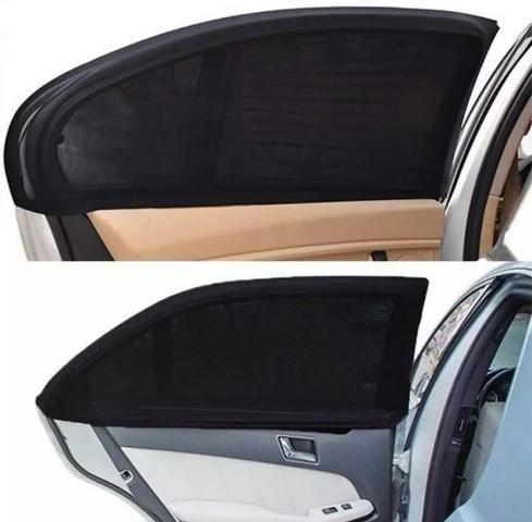 Cortina para vidro traseiro do carro - Foto 3