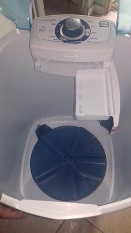 Vende-se Maquina d Lavar semi Nova abaixo do Preço Avera Descontos$$$ - Foto 3