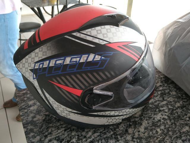Troco por capacete aberto do meu interesse - Foto 4
