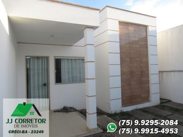 Casa Residencial - 174.3m² (Próximo a BR-116 e ao Condomínio Serra Ville)