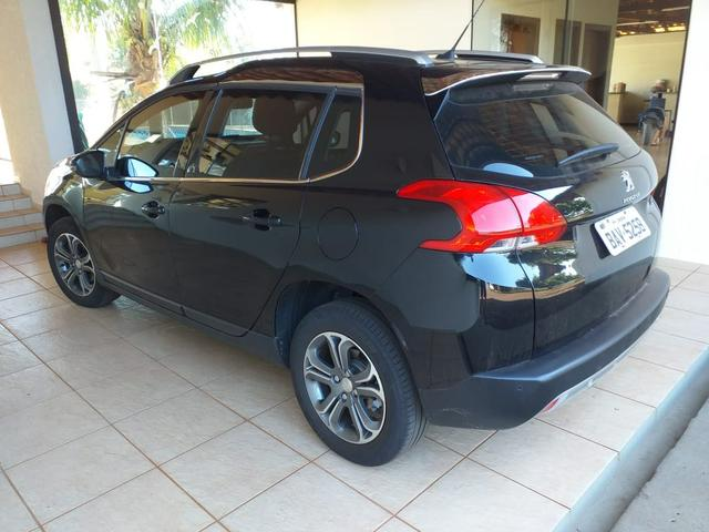 Peugeot 2008 Griffe AT 2017