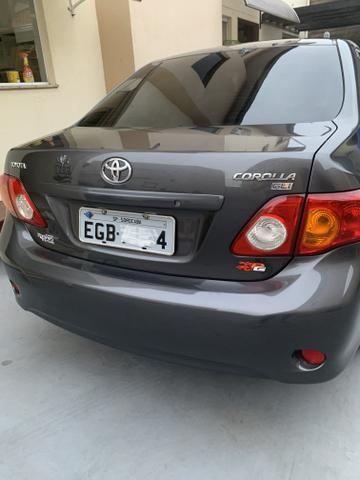 Toyota corolla 2010 1.8 GLI flex 4p manual - Foto 2