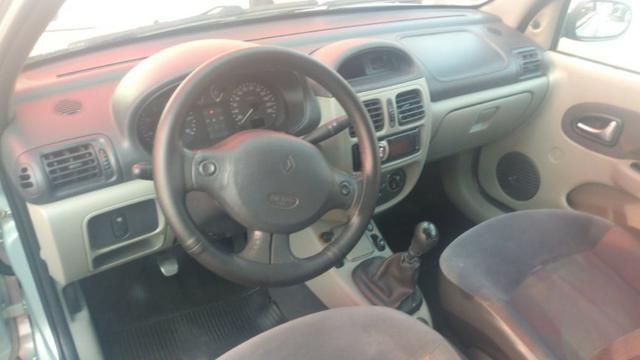 Clio Sedan(1.0)(completo(Financie*até 100%do veiculo(Parcelas a partir de R$449,90) 04/05 - Foto 13