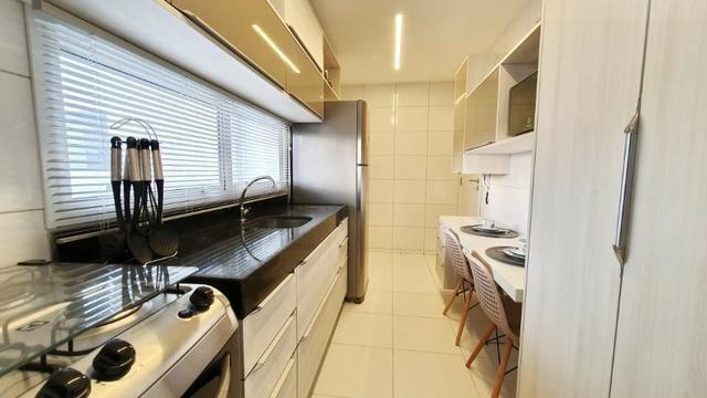 (JR) Oportunidade no Bairro de Fátima > Apartamento 96m² > 3 Suítes > Lazer > 2 Vagas! - Foto 8
