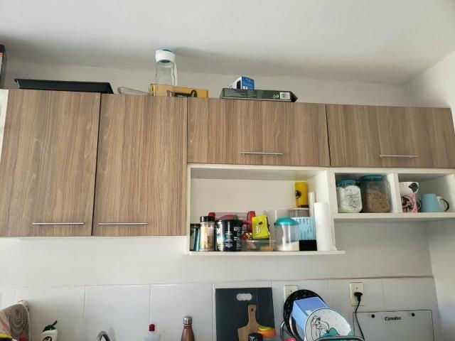 Alugo Apartamento 45m2, sala, 2/4, cozinha/lavanderia, banheiro - Foto 9