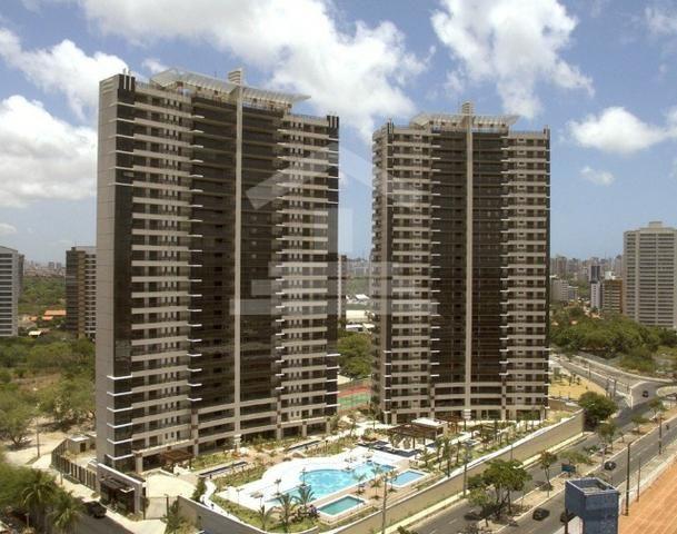 (EA) apartamento na Miguel Dias com 209 metros de alto padrão- 4 quartos - 4 vagas - Foto 5
