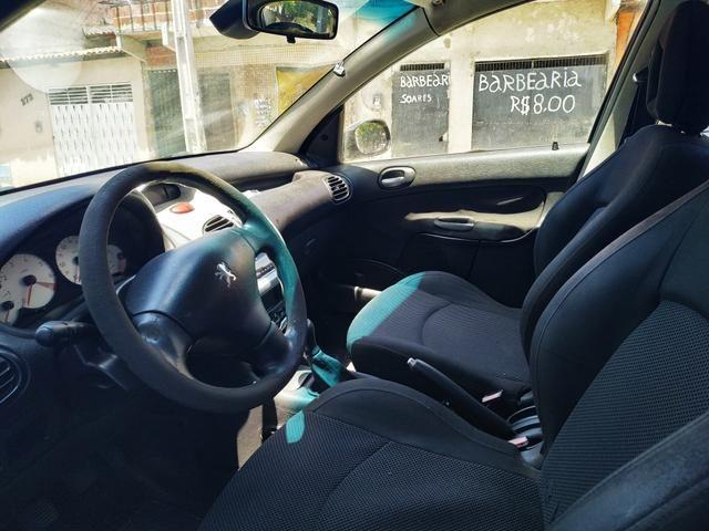 Peugeot 206 2006 - aceito propostas - Foto 6