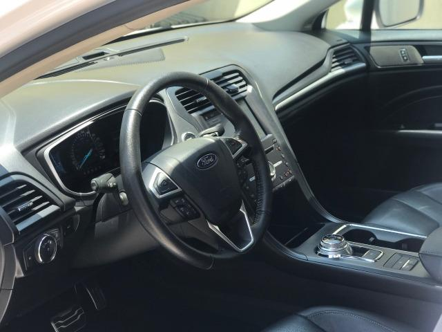 Ford Fusion Titanium AWD Turbo 2.0 - Foto 8