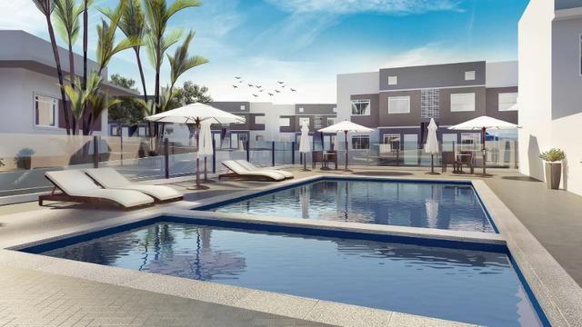 Apartamento em araucária condomínio clube, excelente região - Foto 12