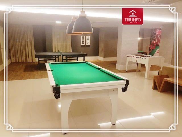 (JR) Apartamento a venda no Guararapes! 98m² > 3 Suítes > Fino acabamento > 2 Vagas! - Foto 4