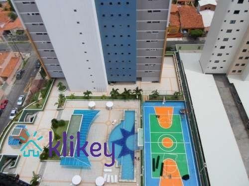 Apartamento à venda com 3 dormitórios em Fátima, Fortaleza cod:7845 - Foto 4