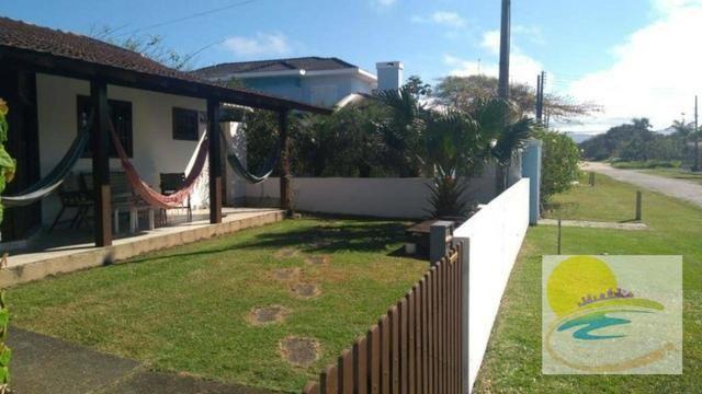 Casa com 3 dormitórios para alugar por R$ 800,00/dia - Praia do Imperador - Itapoá/SC - Foto 3