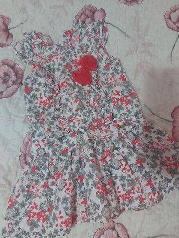 Vendo combo de vestidos infantil - Foto 3