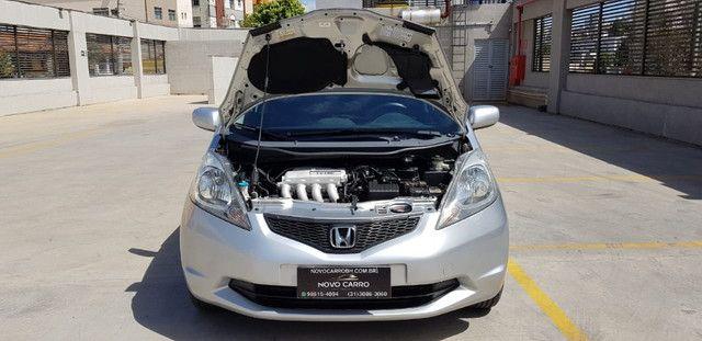 Honda Fit LX 1.4 Automatico 2010 - Foto 10