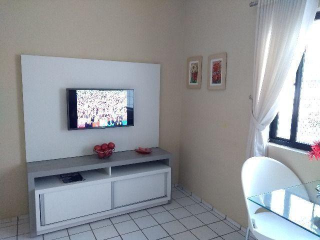 Studio 100% Mobiliado com 1 dormitório para alugar, 38 m² por R$ 1.900/mês - Graças - Reci
