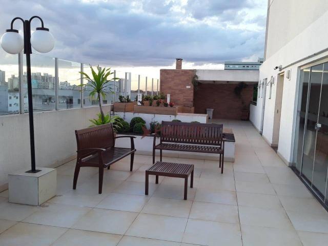 Apartamento com 1 dormitório para alugar, 47 m² por R$ 1.200,00/mês - Setor Leste Universi - Foto 18