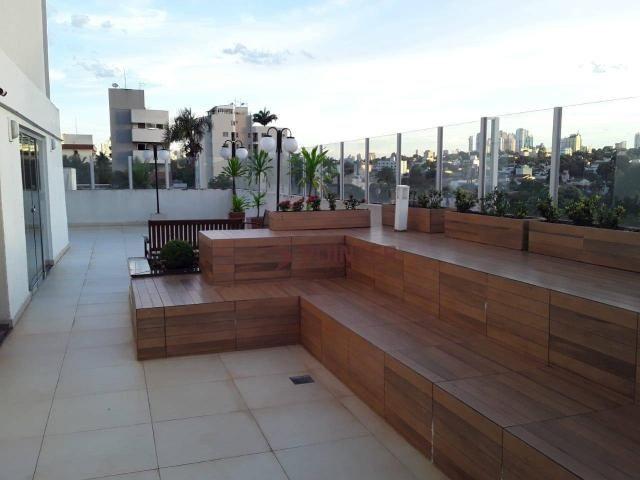 Apartamento com 1 dormitório para alugar, 47 m² por R$ 1.200,00/mês - Setor Leste Universi - Foto 20