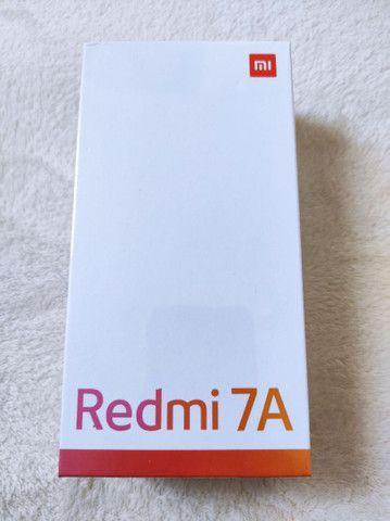 Baratinho da Xiaomi..Redmi 7A 32 da Xiaomi.. Novo Lacrado com Garantia e Entrega