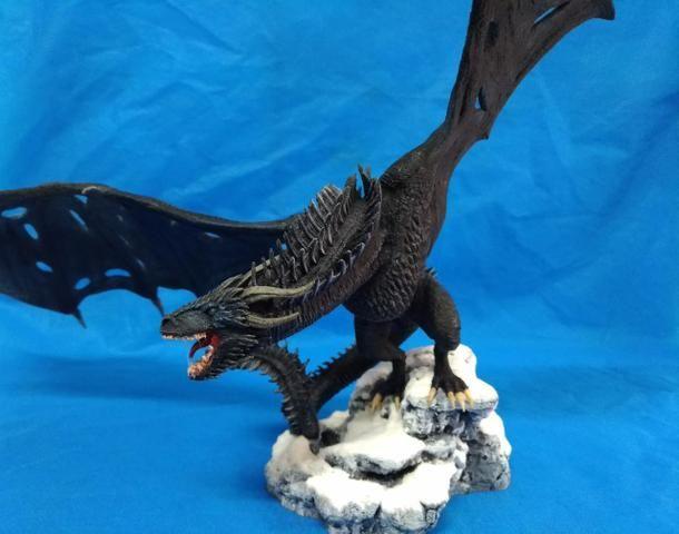 Estátua Viserion - Game of Thrones - Foto 6