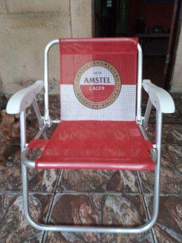 Pra hoje vende se cadeira de praia - Foto 2