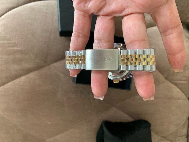 Relógio Rolex feminino - Foto 4
