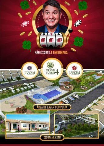 Lançamento Residencial Grand Jardim!!!
