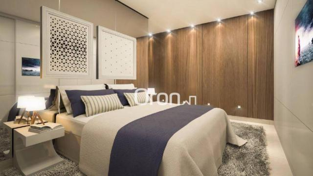 Apartamento com 3 dormitórios à venda, 80 m² por R$ 446.000,00 - Setor Bueno - Goiânia/GO - Foto 15