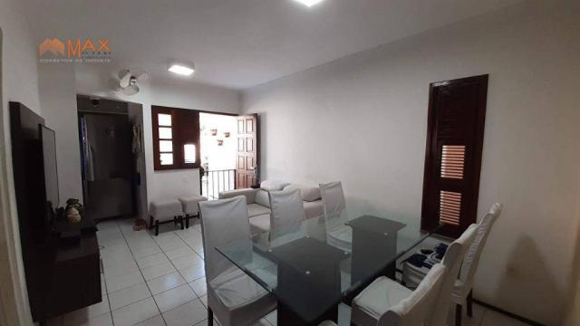Praia Mansa Residencial, apartamento térreo, Cambeba, - Foto 3