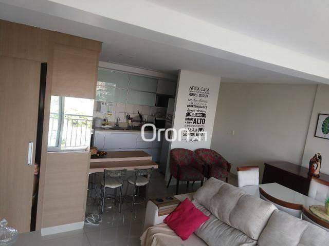 Apartamento à venda, 84 m² por R$ 360.000,00 - Jardim Atlântico - Goiânia/GO - Foto 4