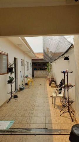 Casa à venda com 3 dormitórios em Vila brasil, Pirassununga cod:10131738 - Foto 16