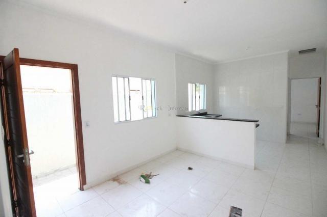 Casa à venda com 2 dormitórios em Balneário tupy, Itanhaém cod:91 - Foto 4