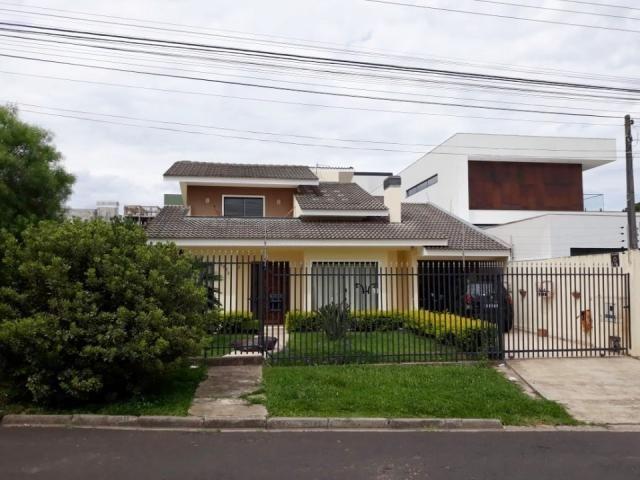 8287 | Casa à venda com 3 quartos em Virmond, Guarapuava