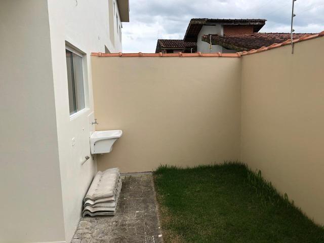 841- Sobrado em condomínio á venda, com 2 dormitórios (2 suítes) em Itanhaém - Foto 11