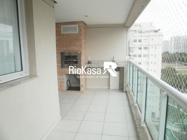 Apartamento - BARRA DA TIJUCA - R$ 2.500,00 - Foto 4
