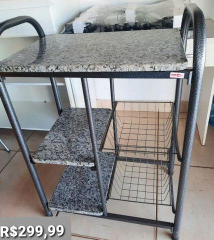 Balcão de cozinha no granito nova  - Foto 2