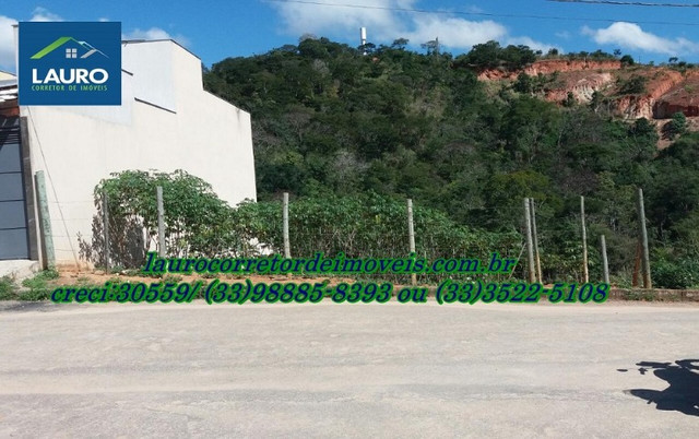Terreno com 302,5 m² no Residencial Laranjeiras (São Jacinto)