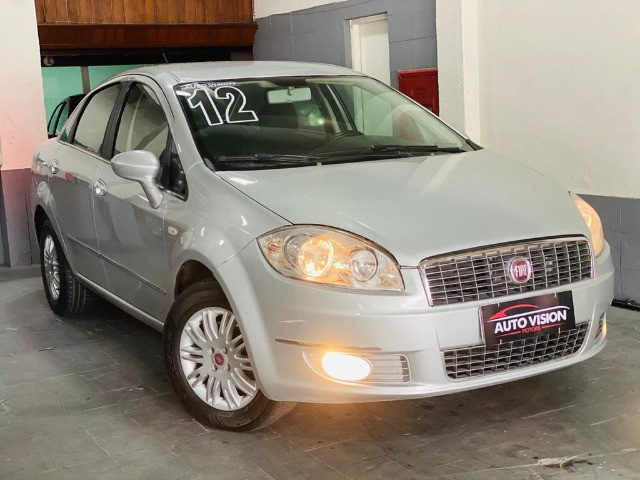 Fiat Linea Essence 1.8 2012 - Foto 3