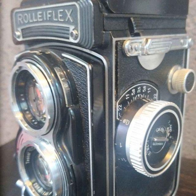 Rolleiflex T - Tessar 3,5 - 6x6 - Foto 2