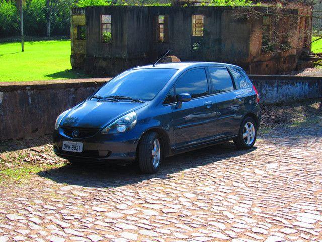 Fit lxl 2005 Automático 150mil Km