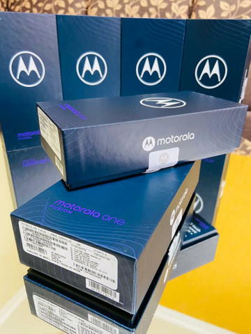 MOTOROLA ONE FUSION 18X SEM JUROS 1599÷18