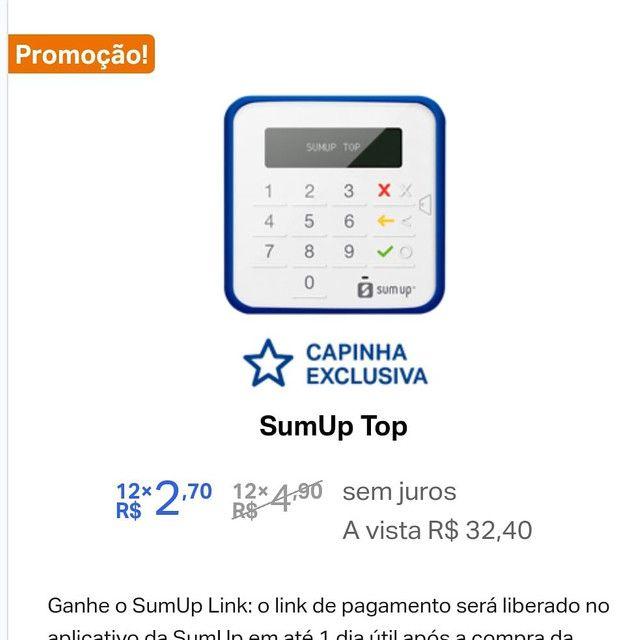 Maquininha SumUp - Foto 3