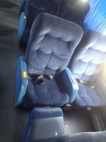 Ônibus G6 1050 Com Ar Leito Cama MB 0400 360cv Ideal P Banda - Foto 9