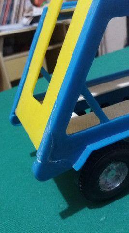 Antigo caminhão transbeque da mimo com 3 minis - Foto 5
