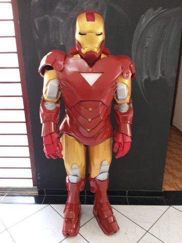 Fantasia Homem de Ferro Cosplay