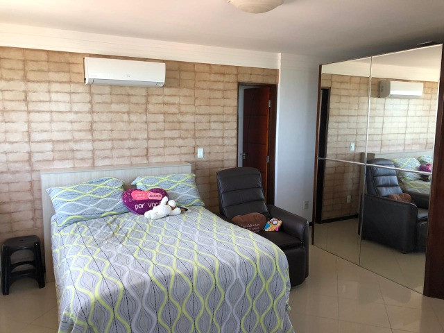 Manaíra - Vendo Excelente Apto com 216m2, 04 Suítes e vista permanente - Foto 12