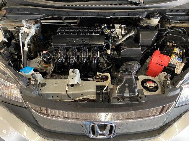 Honda Fit Lx , 2016, manual, revisado em concessionaria, impecável. - Foto 13